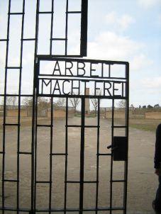 Sachsenhausen Camp (1)